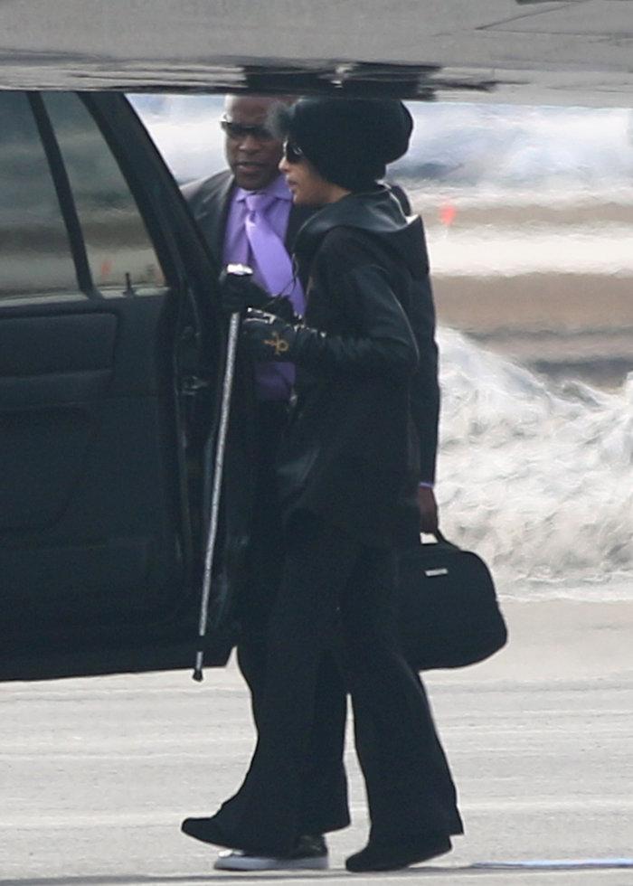 Oι τελευταίες φωτογραφίες του Prince πριν τον θάνατό του - εικόνα 4