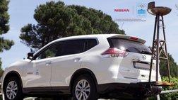 Τα Nissan X-Trail ετοιμάζονται για... το Rio 2016!