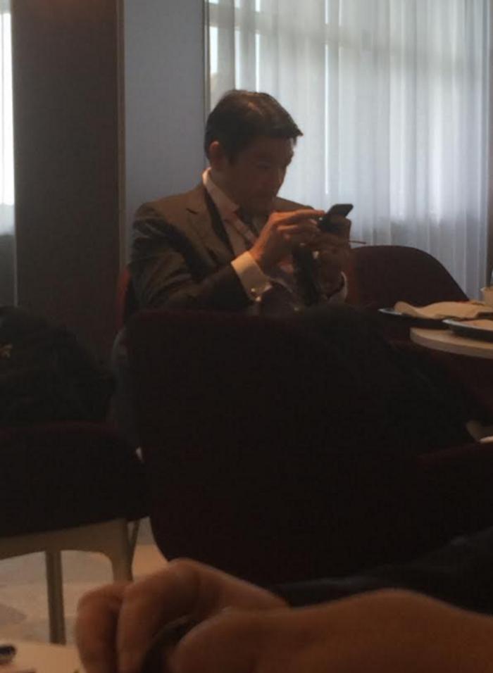Και στο Eurogroup ο κορεάτης σύμβουλος Γκλεν Κιμ