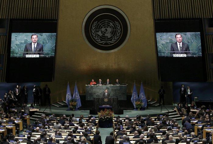 Λεονάρντο Ντι Κάπριο: Πως θα σώσουμε τον πλανήτη