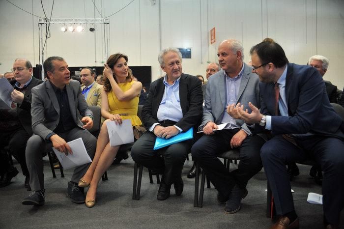 Σκανδαλίδης: Απαραίτηση η εθνική συνεννόηση για να βγούμε από την κρίση