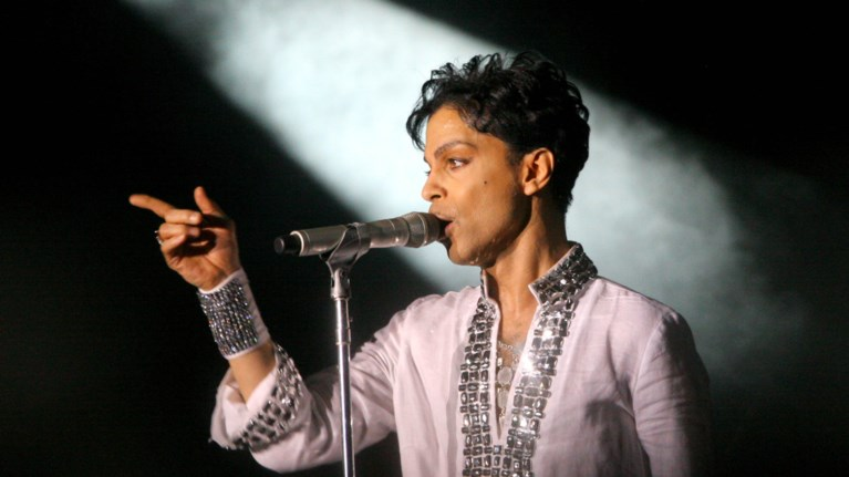 66beb325d695 Αποκάλυψη  Με ποιον διάσημο μίλησε ο Prince πριν πεθάνει