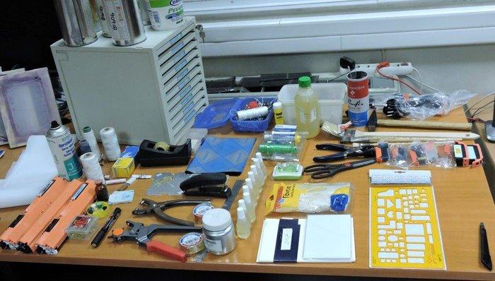 Εντόπισαν εργαστήριο πλαστών διαβατηρίων στην Κυψέλη - εικόνα 4