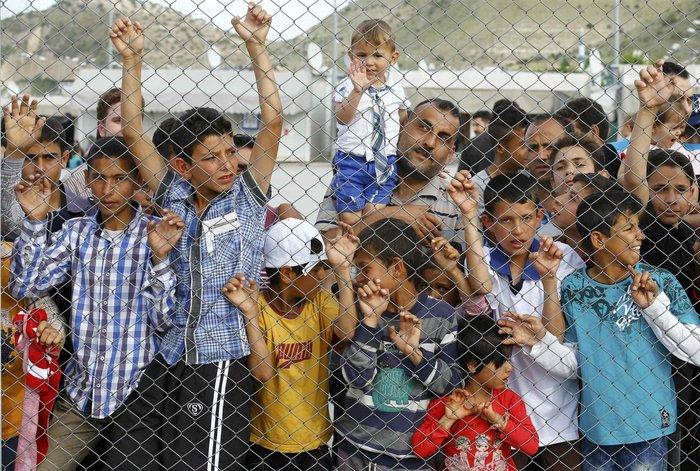 Στον καταυλισμό προσφύγων Nizip στην Τουρκία η Μέρκελ
