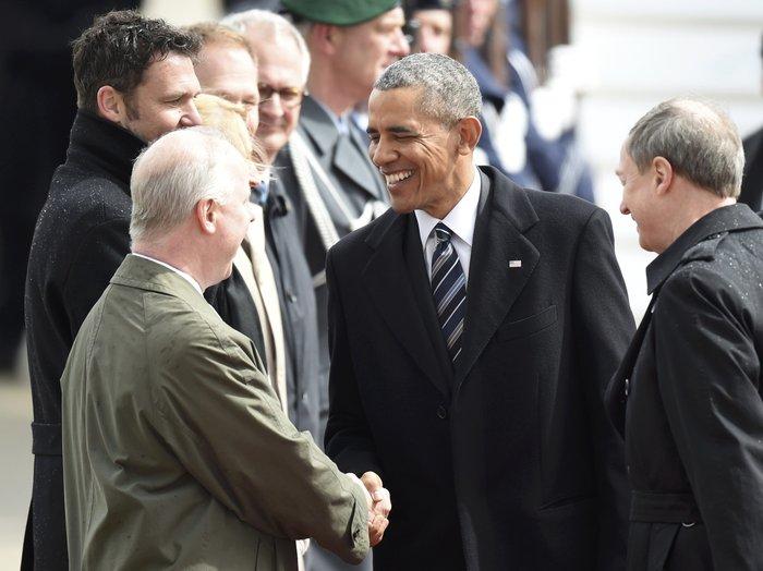Ομπάμα και Μέρκελ μαζί στο Ανόβερο με οικονομική ατζέντα