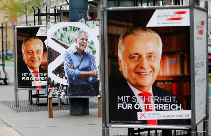 Προεδρικές εκλογές θρίλερ στην Αυστρία
