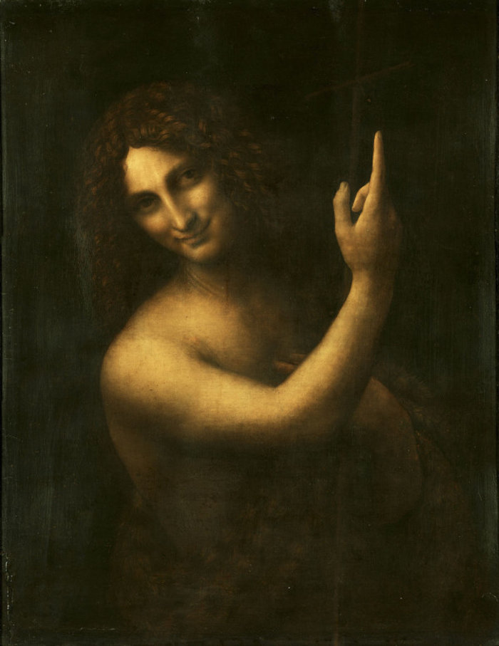 St John the Baptist (1513)