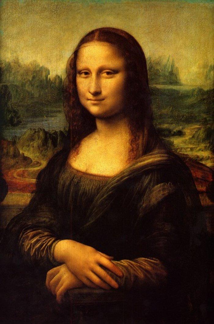 Η Μόνα Λίζα ήταν άντρας μοντέλο και εραστής του Ντα Βίντσι;