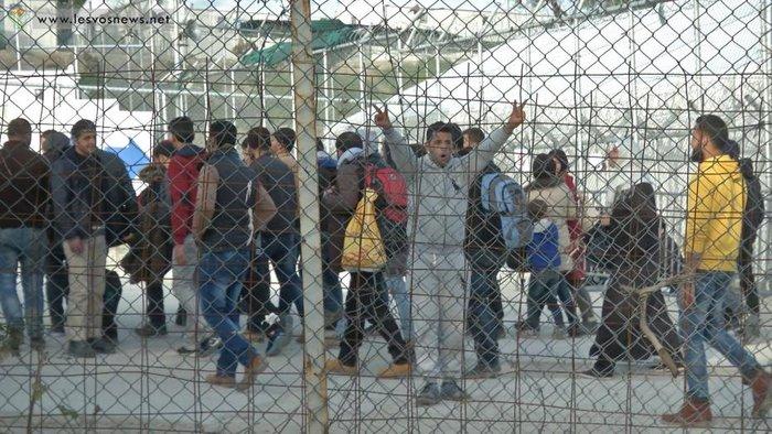 35 επαναπροωθήσεις  μεταναστών από Λέσβο σε Τουρκία μετά από 2 εβδομάδες