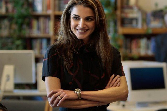 Στη Λέσβο σήμερα η Βασίλισσα της Ιορδανίας Ράνια