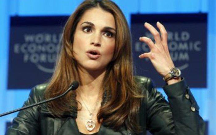 Στη Λέσβο σήμερα η Βασίλισσα της Ιορδανίας Ράνια - εικόνα 2