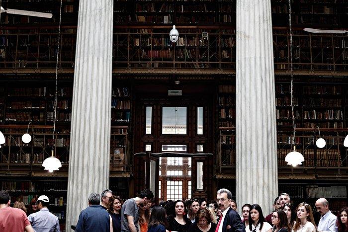Στην Εθνική Βιβλιοθήκη για την Παγκόσμια Ημέρα Βιβλίου - εικόνα 4