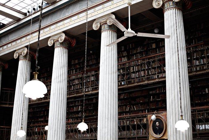 Στην Εθνική Βιβλιοθήκη για την Παγκόσμια Ημέρα Βιβλίου - εικόνα 7