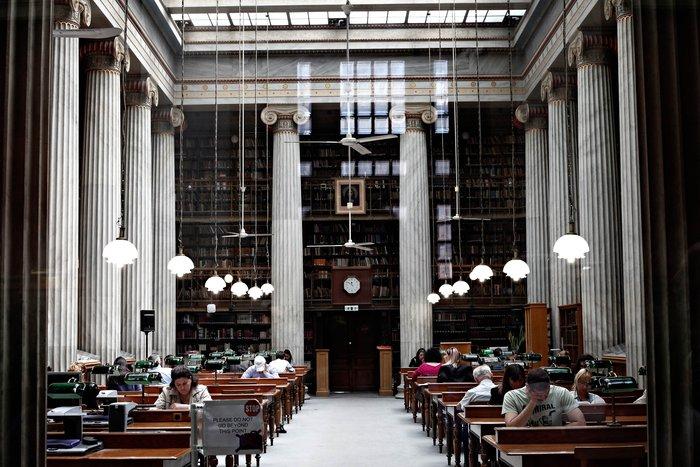 Στην Εθνική Βιβλιοθήκη για την Παγκόσμια Ημέρα Βιβλίου - εικόνα 16