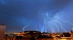 Εκτακτο δελτίο επιδείνωσης: Ερχονται καταιγίδες και χαλάζι