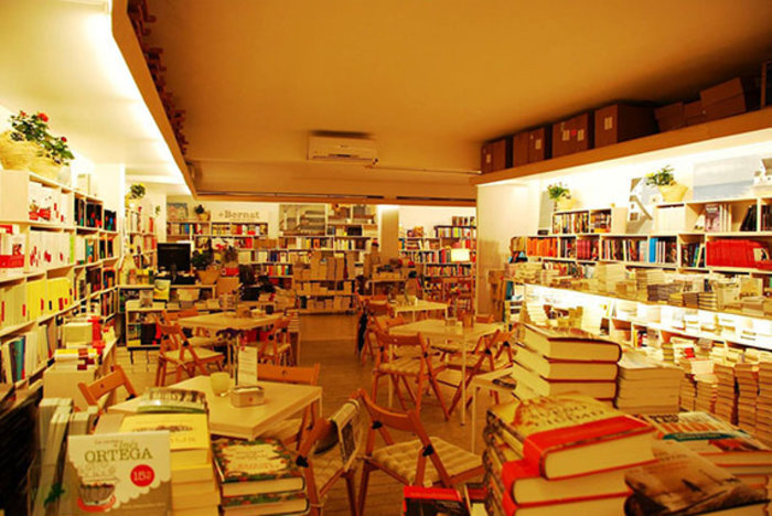 Τι κάνουν οι Καταλανοί για να σώσουν τα βιβλιοπωλεία;
