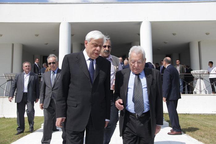 Ολη η ΝΔ στο μνημόσυνο του Κωνσταντίνου Καραμανλή - εικόνα 3