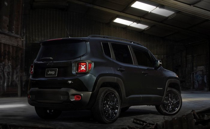 Jeep Renegade Justice!  Ένα Jeep για ήρωες!