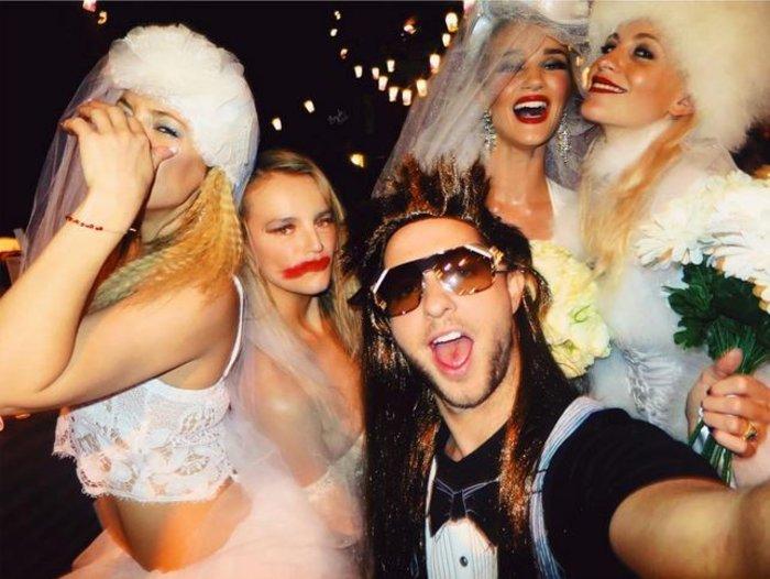 Το τρελό πάρτι γενεθλίων της Κέιτ Χάντσον: Εγινε της... νύφης! - εικόνα 6