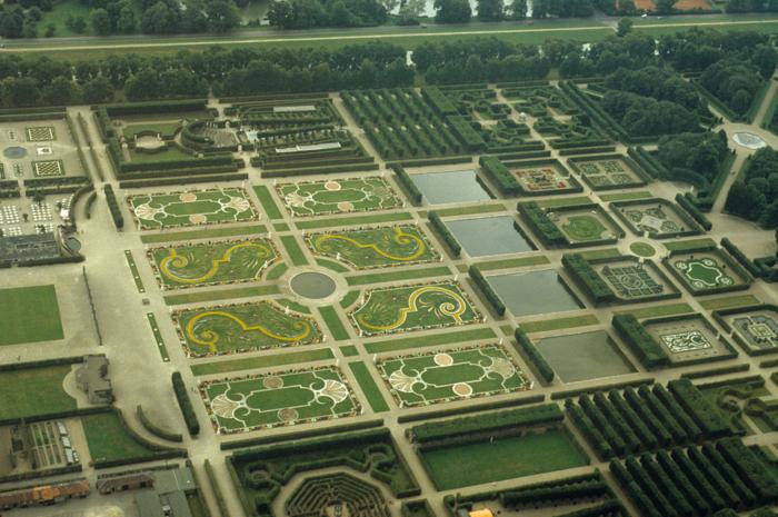 Οι κήποι του Great Garden