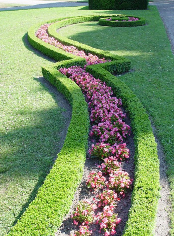 Λεπτομέρεια από τη μορφή των κήπων