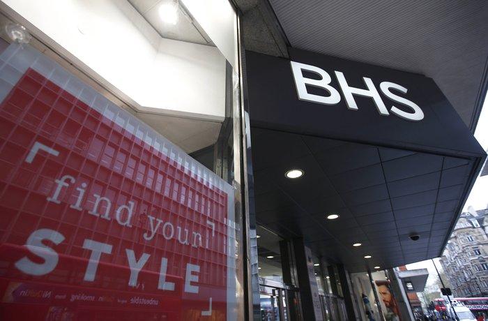 Λίγο πριν την κατάρρευση τα πολυκαταστήματα BHS στη Βρετανία - εικόνα 2