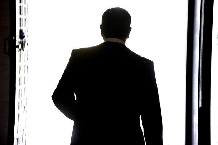 Ο έλληνας πρωθυπουργός Αλέξης Τσίπρας στο Μέγαρο Μαξίμου