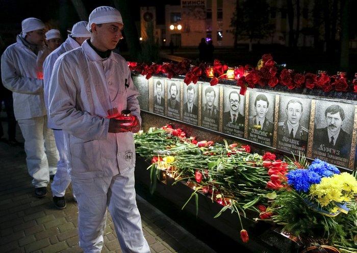 Τσέρνομπιλ: 30 χρόνια μετά τον πυρηνικό εφιάλτη - εικόνα 11