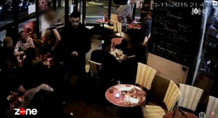Βίντεο-σοκ με την επίθεση αυτοκτονίας του Αμπντεσλάμ - εικόνα 5