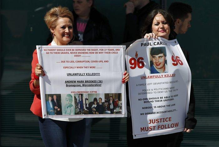 Απόφαση-σταθμός για τα θύματα του Χίλσμπορο-Ελλιπή τα μέτρα ασφαλείας - εικόνα 9
