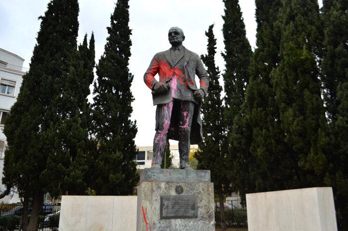 Τρούμαν στη Β. Κωνσταντίνου
