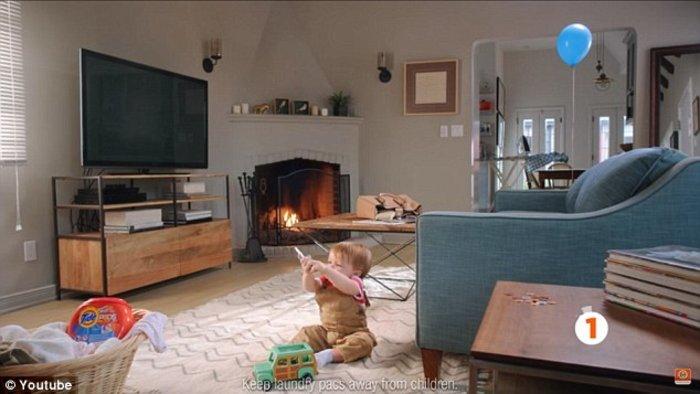 Μπορείτε να βρείτε τους 11 κινδύνους για το μικρό αγόρι σε αυτό το δωμάτιο;