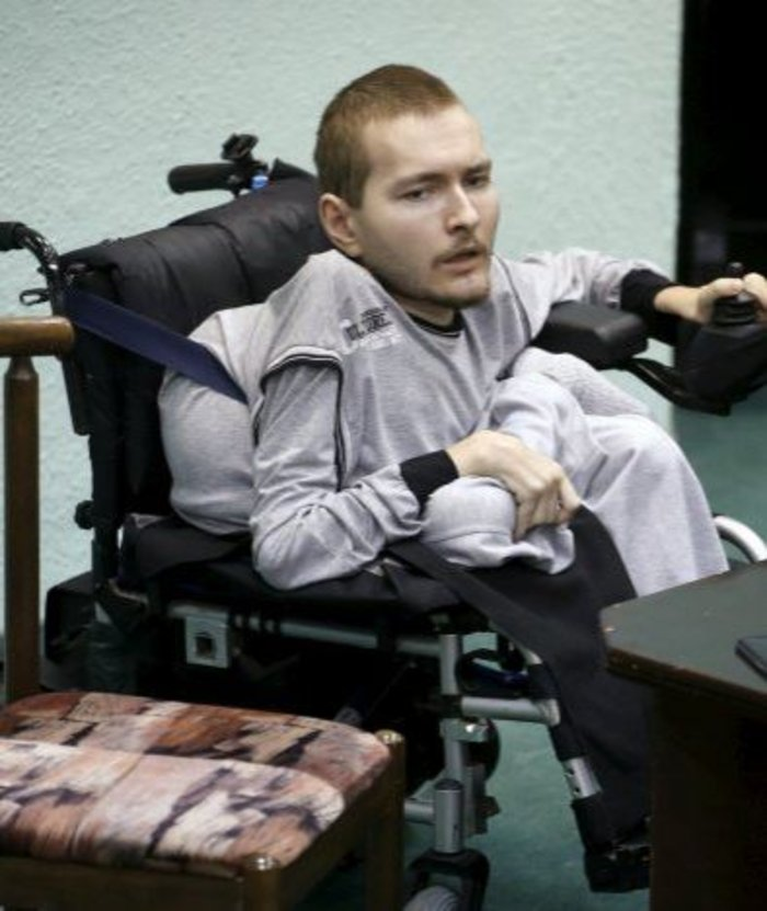Ο 31χρονος Βαλέρι Σπιροδόνοφ