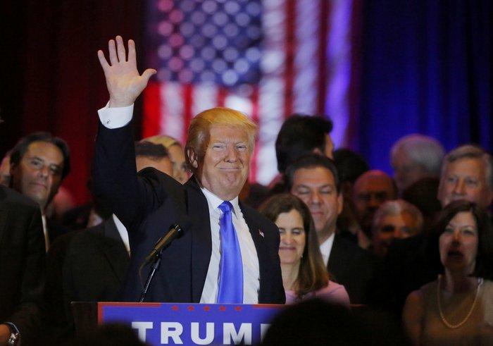 Μια ανάσα από το χρίσμα των Ρεπουμπλικάνων ο Ντόναλντ Tραμπ - εικόνα 2