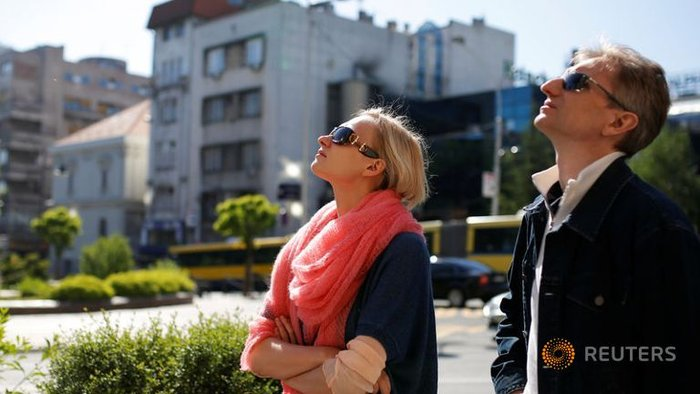 Irina Kolesnikova και ο σύζυγός της Konstantin Tachkin