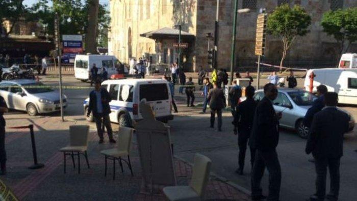 Ισχυρή έκρηξη σε τζαμί στην Τουρκία