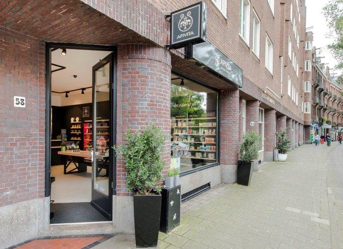Η ευωδία των αιθέριων ελαίων απλώνεται στους δρόμους του Αμστερνταμ