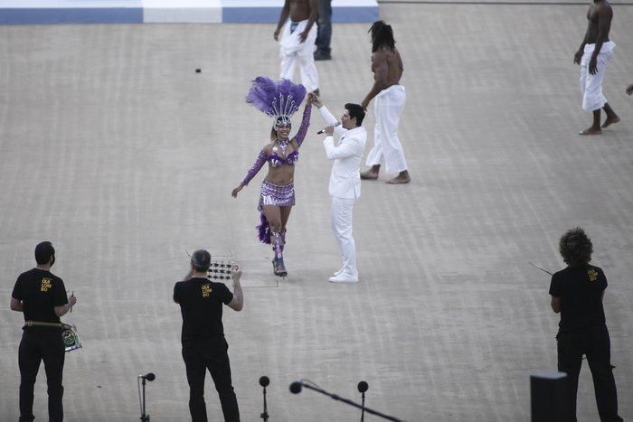 Η Ολυμπιακή Φλόγα ξεκίνησε το ταξίδι της για Ρίο [εικόνες] - εικόνα 3
