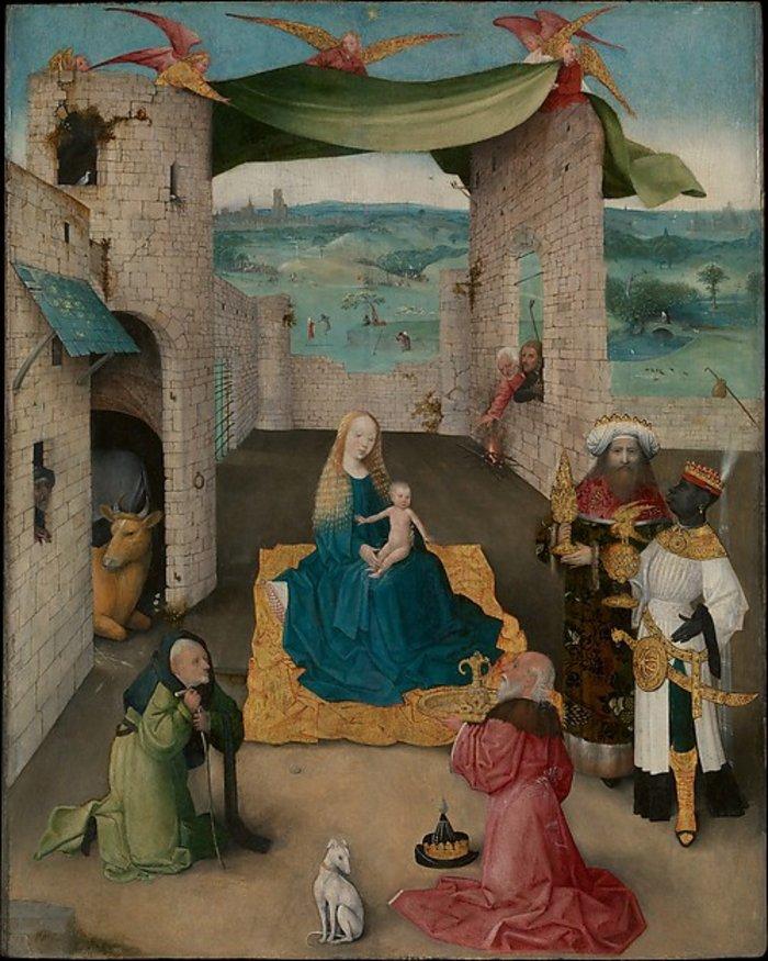 The Adoration of the Magi, Μητροπολιτικό Μουσείο, Νέα Υόρκη