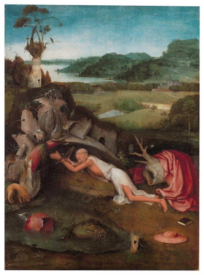 Saint Jerome in the Wilderness, Gent, Museum voor Schone Kunsten