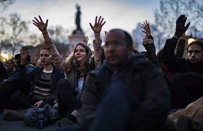 Παρίσι: Νέα επεισόδια & συλλήψεις στις Νύχτες Αγρύπνιας - εικόνα 2