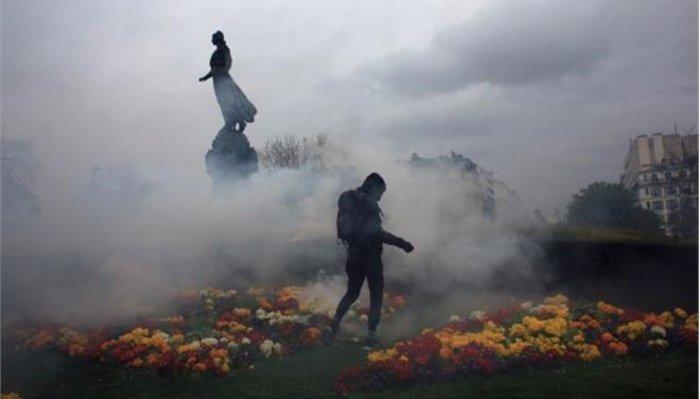 Παρίσι: Νέα επεισόδια & συλλήψεις στις Νύχτες Αγρύπνιας - εικόνα 3