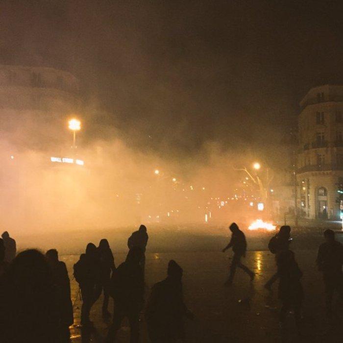 Παρίσι: Νέα επεισόδια & συλλήψεις στις Νύχτες Αγρύπνιας - εικόνα 9
