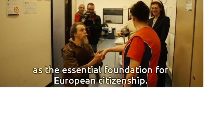 Ο Δον Κιχώτης & ο Σάντσο πήγαν στο Ευρωπαϊκό Κοινοβούλιο - εικόνα 3