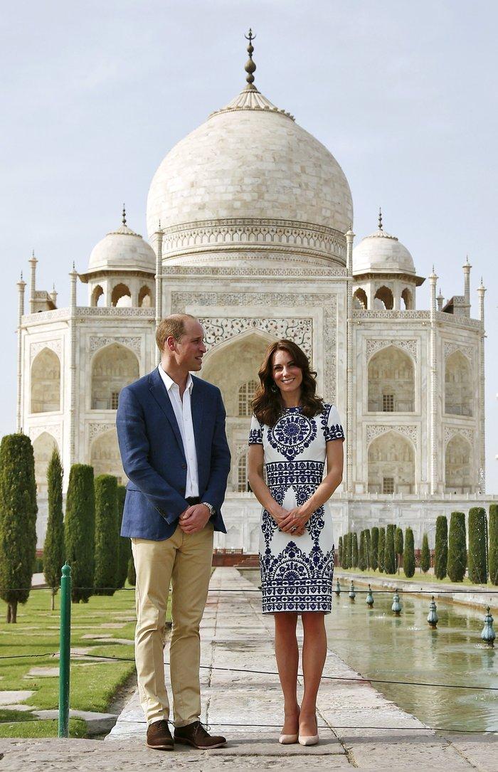 Σαν σήμερα 5 χρόνια πριν: Ο παραμυθένιος βασιλικός γάμος Γουίλιαμ - Κέιτ - εικόνα 10