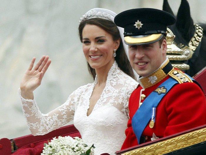 Σαν σήμερα 5 χρόνια πριν: Ο παραμυθένιος βασιλικός γάμος Γουίλιαμ - Κέιτ - εικόνα 5