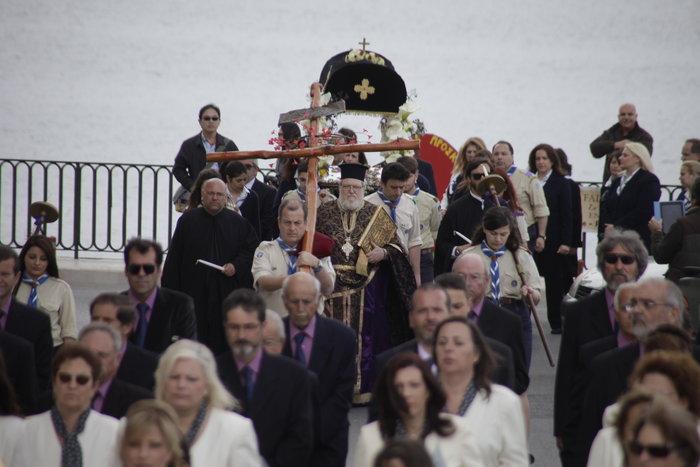Το μέγα πένθος στην πομπή των 33 επιταφίων της Κέρκυρας - εικόνα 3