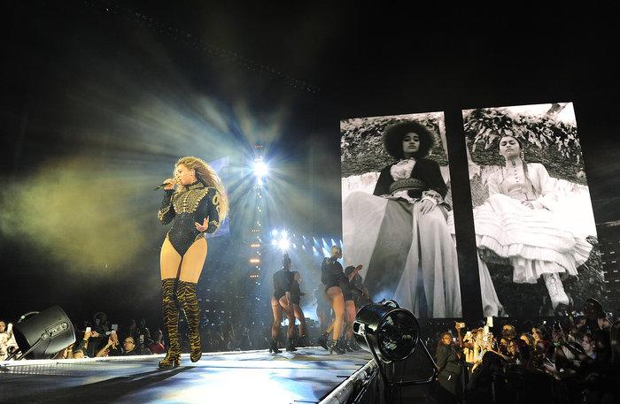 Η Μπιγιονσέ ξεσηκώνει τις αισθήσεις επί σκηνής στη νέα της περιοδεία - εικόνα 4