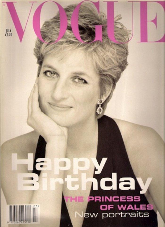 Η Κέιτ δεν φοβάται τη σύγκριση με τη Νταϊάνα και φωτογραφίζεται στη Vogue - εικόνα 6