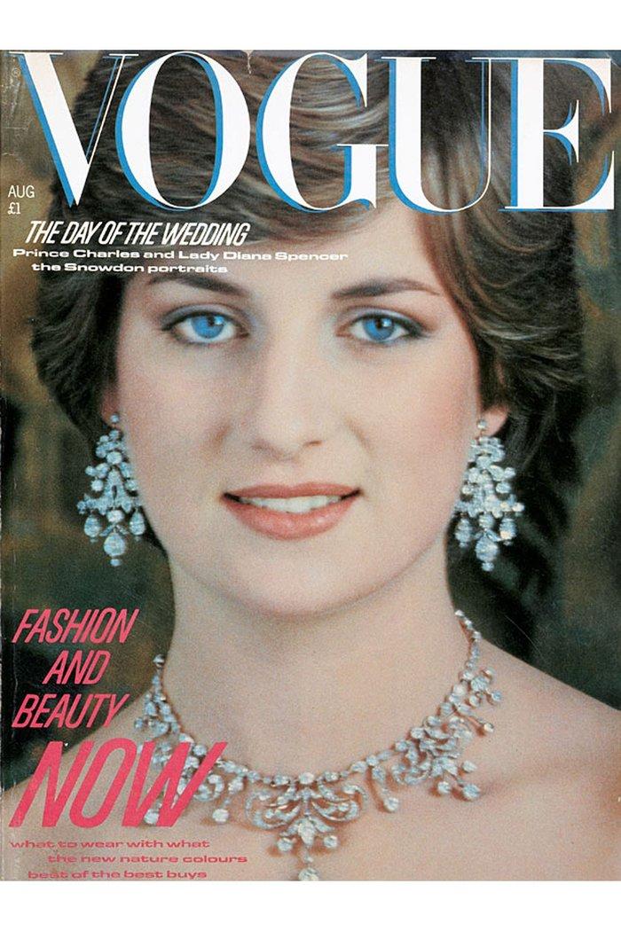 Η Κέιτ δεν φοβάται τη σύγκριση με τη Νταϊάνα και φωτογραφίζεται στη Vogue - εικόνα 8